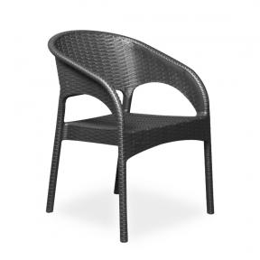 صندلی پلاستیکی حصیری