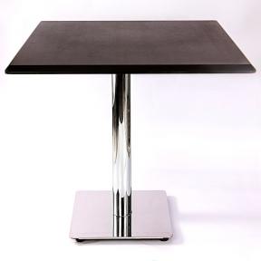 میز رستورانی پایه استیل