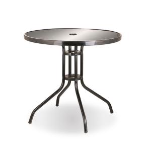میز فلزی گرد